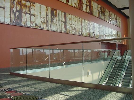 metal railings fabrication