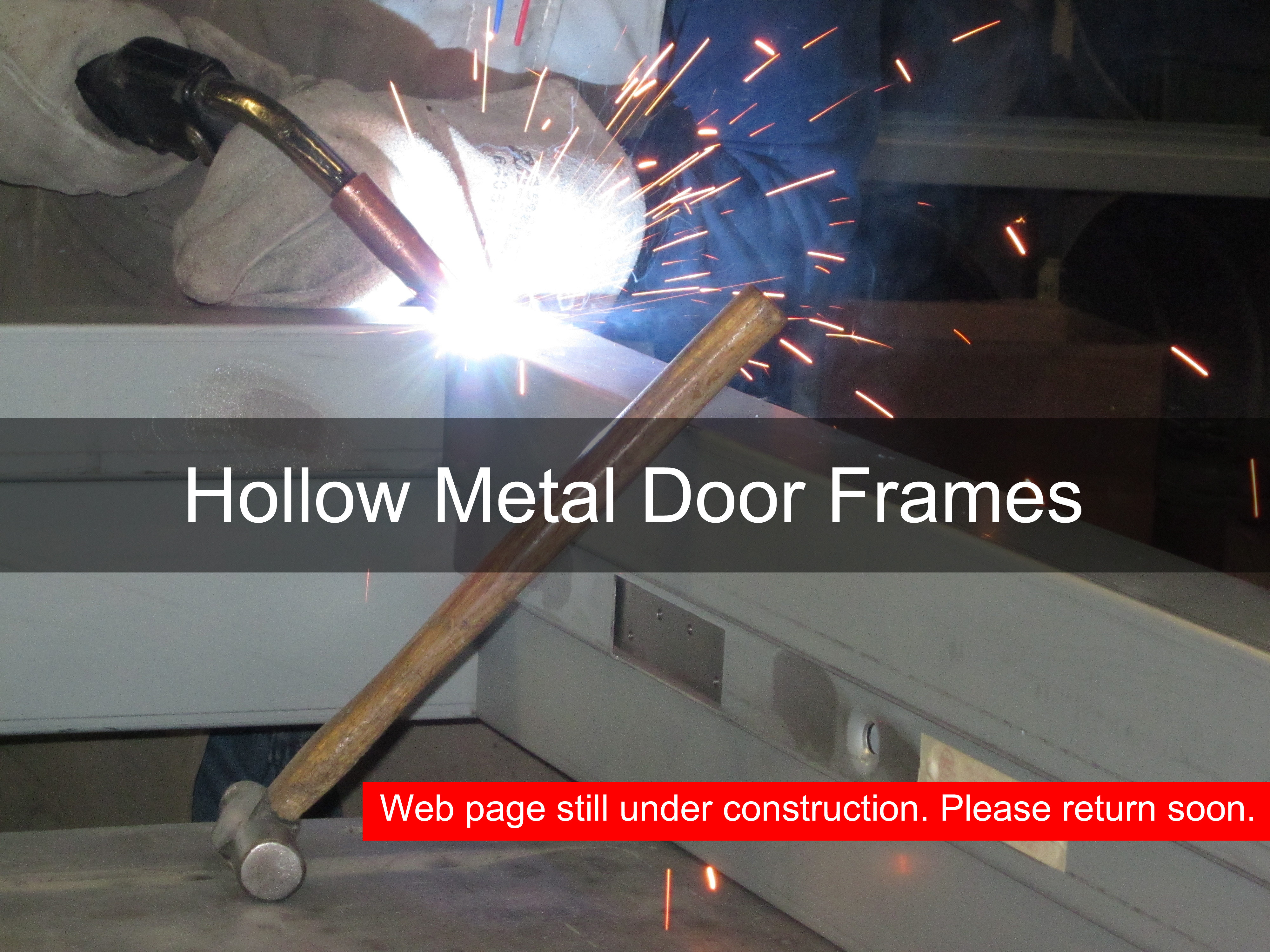 hollow metal doors and frames fabrication